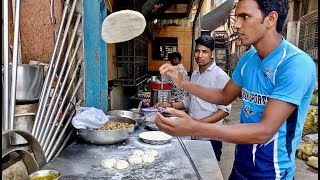 KULCHA MAN of INDIA | Fastest Kulcha Making | Indian Street Food