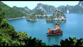 Cảnh đẹp Vịnh Hạ Long Việt Nam