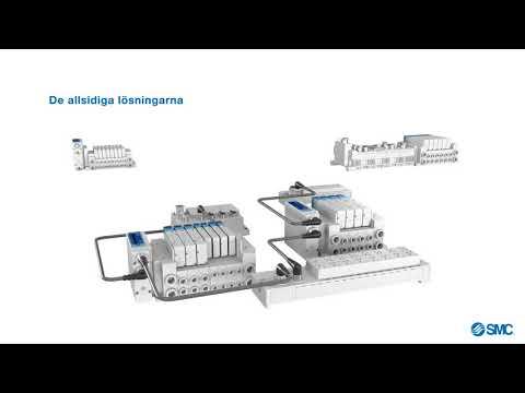 SMC |  Fältbusslösningar - Optimera din tillverkningsprocess