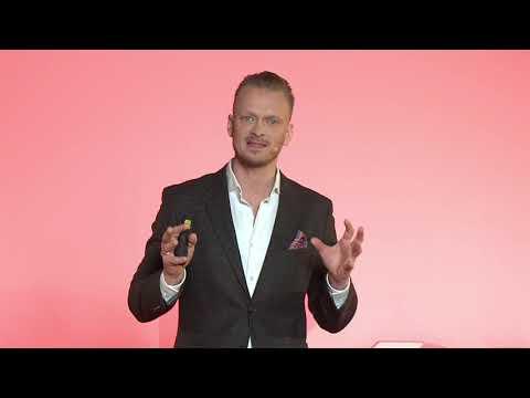 The hidden opportunity for humanity behind remote work | Leon van der Laan | TEDxKaunas