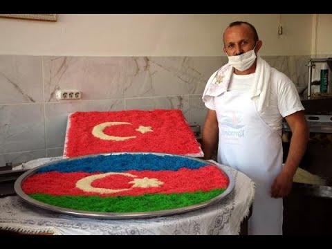 Tokatlı yufkacı, bir günlük gelirinin yarısını Azerbaycan'daki şehit ailelerine bağışlayacak