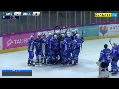 PlayOff: Tauron KH GKS Katowice - Unia Oświęcim 0:3
