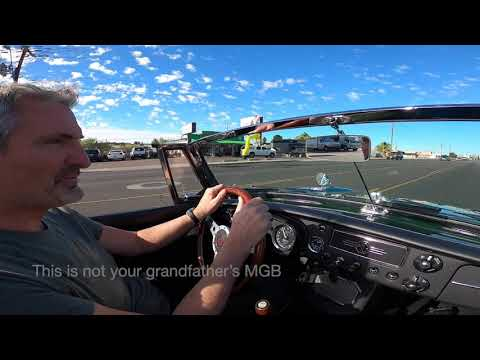 video 1966 MGB Roadster