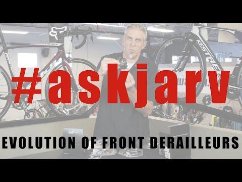 #AskJarv: Evolution of Front Derailleurs