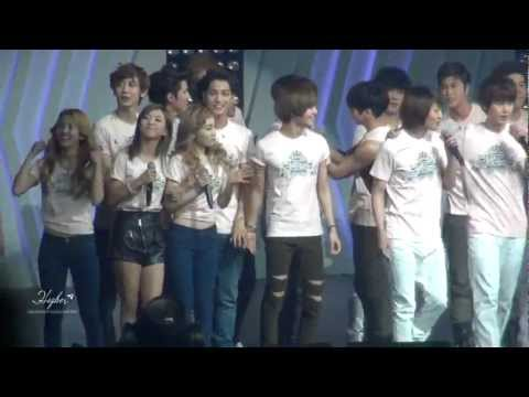 [Higher_n_Higher] smtown live in LA ending