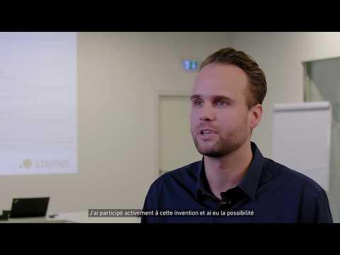 Interview de Klaus Wördemann – chef produit pour le « Building Intelligence » chez STEINEL