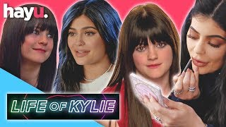 Glam With Kylie Jenner 💅 | Keeping Up With The Kardashians