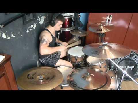 Danilo-kill Stigmata - ice (Лёд)  Drum Cover