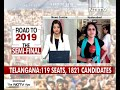 In Last Of Mega 5-State Polls, Telangana, Rajasthan Vote Today  - 09:33 min - News - Video
