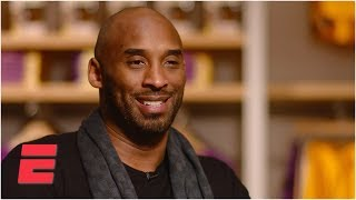 Kobe shares impressions of LeBron's first season with the Lakers, advice for Zion & more | Get Up!