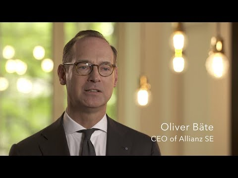 Allianz commits to a low-carbon economy