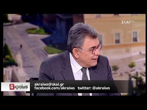 ΣΥΡΙΖΑ & ακροδεξιά εναντίον Βασ. Λεβέντη (ΣΚΑΪ, 11-11-2018)