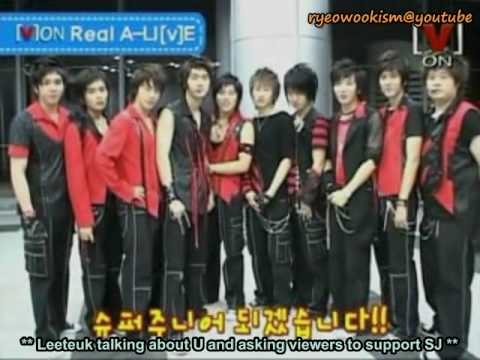 [eng sub] Ryeowook's 20th birthday party (2006)