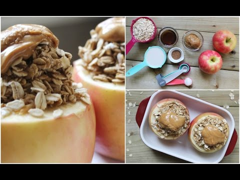 Healthy Holiday Desserts ❄ Baked Apples & GIVEAWAY-CLOSED-