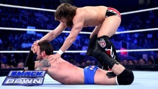 Daniel Bryan vs. Wade Barrett - No Disqualification Match: SmackDown, Aug. 16, 2013
