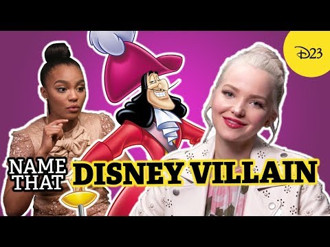 Name That Disney Villain with the Cast of Descendants 2