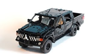 LEGO Technic Mitsubishi L200 RC