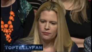 Homophobic women in the Question Time audience (BBC1, 27.3.14)