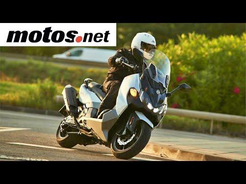 SYM Maxsym TL 2020 | Prueba / Test / Preview en español | motos.net