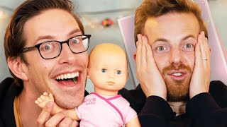The Try Guys Play With Dolls