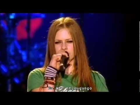 Avril Lavigne - Anything But Ordinary (Live in Dublin 2003) Legendado #HD
