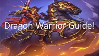 In-Depth Dragon Warrior Guide! -