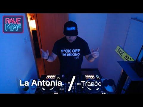 La Antonia at MAMA Radio (Real Trance)