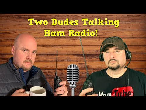 Two Dudes Talking Ham Radio: Christmas Edition! Radios, Antennas, and More!