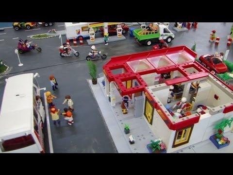 Playmobil 2014 City Life Haus Maison Moderne Luxusvilla 5574 Jongose ...