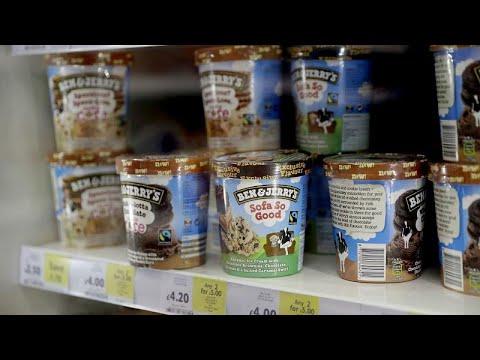 Ben & Jerry's vai deixar de vender nos territórios palestinianos ocupados