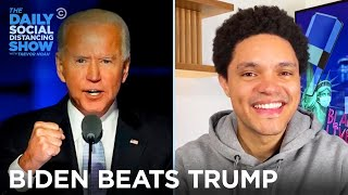 Biden Wins Election & Parties Erupt While Trump Golfs   The Daily Social Distancing Show