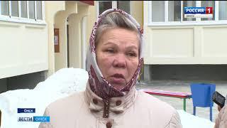 Жители дома, пострадавшего от взрыва газа, начали возвращаться в свои квартиры