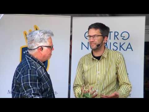 """Matti Leino, forskare """"... vete är världens viktigaste proteinkälla"""""""