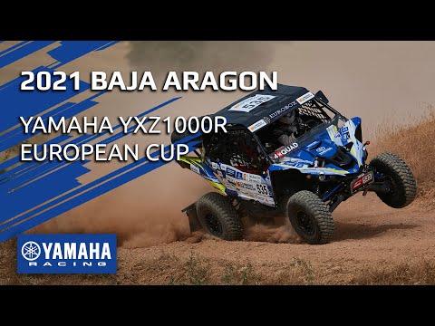 2021 Baja Aragon - Yamaha YXZ1000R European Cup