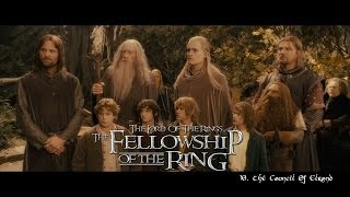 The Lord of the Rings - The Fellowship of the Ring (OST Original Soundtrack)