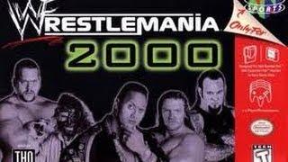 Game   Wwf Wrestlemania 200   Wwf Wrestlemania 200