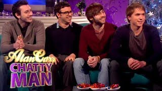 The Inbetweeners - Full Interview on Alan Carr: Chatty Man