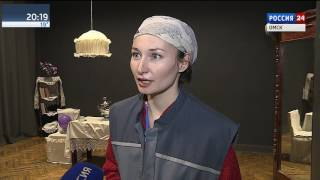 Спектакль «Зима» пройдет на камерной сцене дворца им. А.М. Малунцева