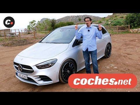 Mercedes-Benz Clase B 2019 | Primera prueba / Test / Review en español | coches.net
