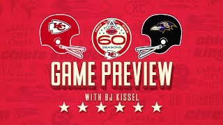 Chiefs vs. Ravens: Game Preview with GMFB's Peter Schrager