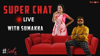 Anchor Suma fun live chat..