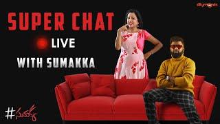 Anchor Suma fun live chat..