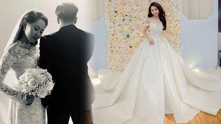 Sự thật về bức ành cưới gây ồn ào của diễn viên Tường Vi,hóa ra chú rể là sao nam của showbiz !