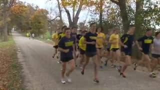 Day in a Life: Men's Cross Country