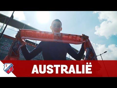 INTERVIEW | Tom Kersten, superfan uit Australië