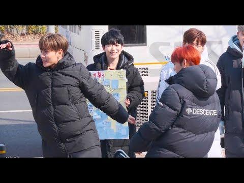 [4K] 190216 온앤오프 ON&OFF : '사랑하게 될거야' 맘에드는 파트 안무 멤버별로 소개 ( 음악중심 미니팬미팅 Mini Fanmeeting ) 직캠 / FANCAM