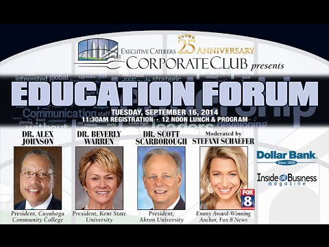 Corporate Club Education Forum 2014