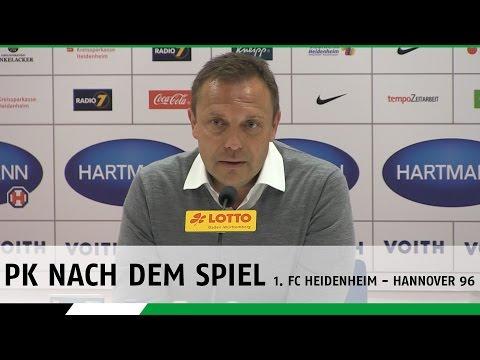 1 Heidenheim vs Hannover 96