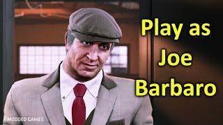 Mafia 3 PC - Joe Barbaro (Mod Gameplay)
