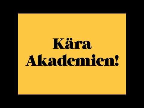 Öppet brev till Svenska Akademien